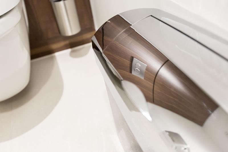 Sanitary Bins for Washrooms