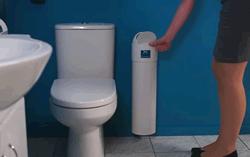 Bio Sanitary Bins London by Flush Hygiene